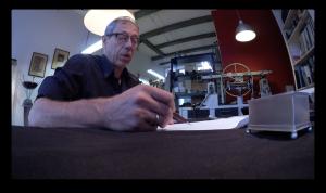 Documentaire knottekistje - Theo van Halsema vertelt hoe het knottekistje is gemaakt